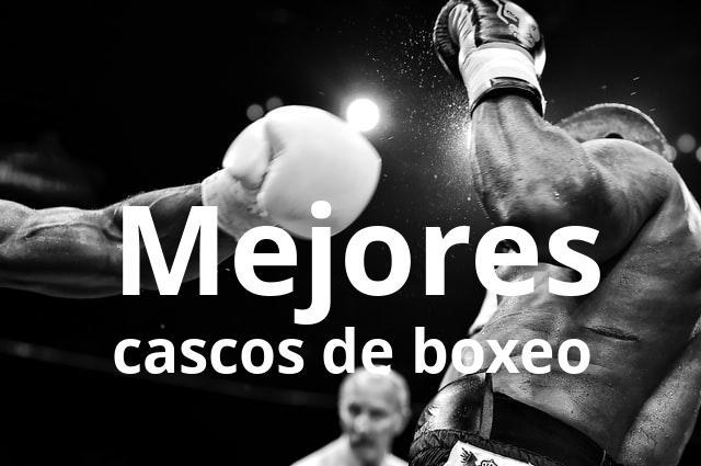 Los mejores cascos de boxeo del mercado en 2021 1