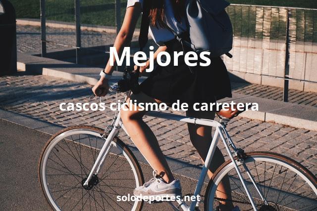 Los mejores cascos ciclismo de carretera del mercado en 2021 1